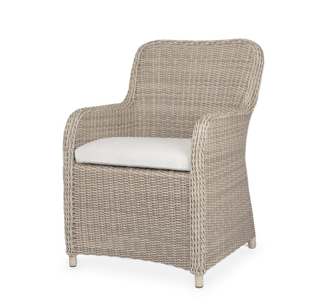 Latif Wicker Dining Chair
